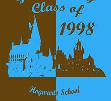 Class of 1998 - Ravenclaw by husavendaczek