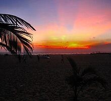 SRI LANKAN SUNSET.2 by ronsaunders47