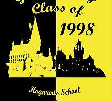 Class of 1998 - Hufflepuff by husavendaczek