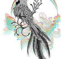 Quetzal Tropical by PincheMono