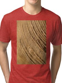 The Matrix IS REAL - Enter At Own Risk Tri-blend T-Shirt