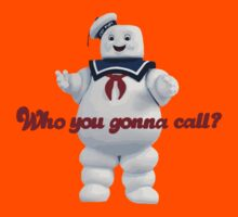 Who you gonna call? Kids Clothes