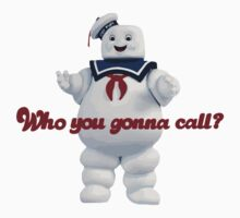 Who you gonna call? Kids Tee