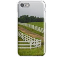 Horse Farm iPhone Case/Skin