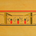 Lasne Petrol by Russ Henry