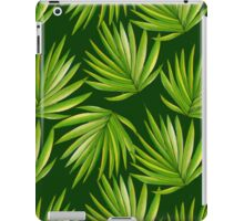 Tropical branches iPad Case/Skin