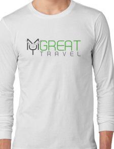 MYGREAT Travel Long Sleeve T-Shirt