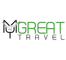 MYGREAT Travel Photographic Print