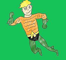 Aquaman by Nick Nygard