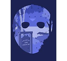 Jason Voorhees - Friday the 13th Photographic Print