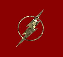 The Flash Logo 02 by miss0aer
