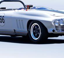 1965 Corvette Roadster Production GT Sticker