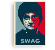 """Harry """"Swag"""" Potter Canvas Print"""