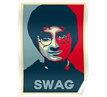 "Harry ""Swag"" Potter Poster"