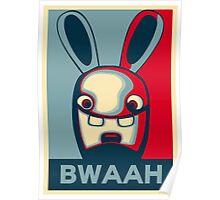BWAAH!! Poster