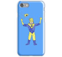 Booster Gold iPhone Case/Skin
