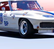 1963 Corvette Stingray Production GT Sticker