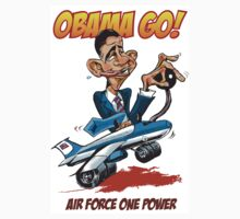 Obama Go! by Keith Henry Brown