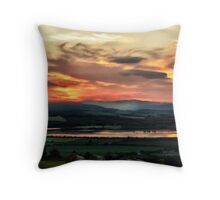 Pastorale Throw Pillow