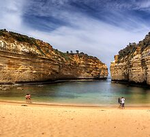 Loch Ard Gorge by rjcolby