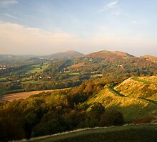 Autumnal Malverns by Neil Dotti