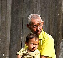 Generational Bond by Sati