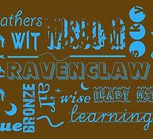 Ravenclaw by husavendaczek