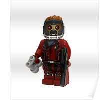 LEGO Starlord Poster