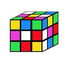rubik - the cube by husavendaczek