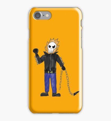 Ghost Rider iPhone Case/Skin