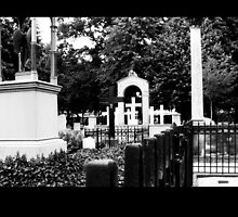 Invalidenfriedhof by Oliver .