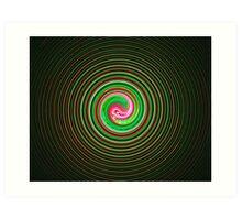 Apophysis-100614-1 Art Print