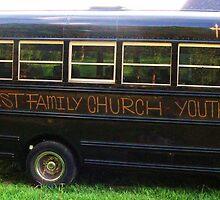 THE CHURCH BUS! by airmoe69