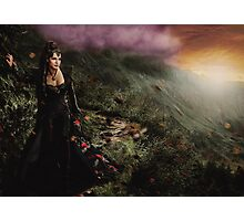 Lana Set: The Evil Queen Photographic Print