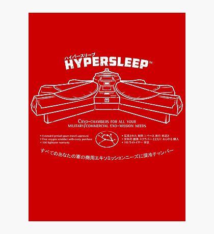 Hypersleep Photographic Print