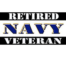 Retired Navy Veteran by Buckwhite
