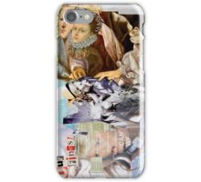 The Beauty of News. iPhone Case/Skin
