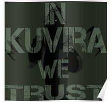 Kuvira Poster