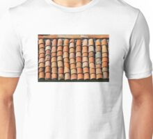 Vintage Roof in Southern France Unisex T-Shirt