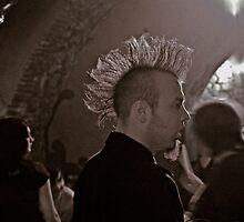Clubbing & Sex Pistols . by Brown Sugar . Views (307) thank yoy friends !!! by © Andrzej Goszcz,M.D. Ph.D
