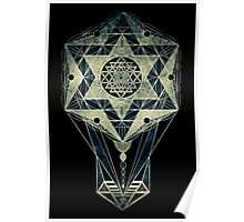 Sacred Geometry for your daily life Poster