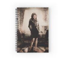 Lana Set: Madam Mayor Spiral Notebook