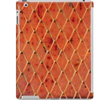 Metallic Vintage Net iPad Case/Skin