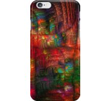The Strong Fabric Of Dreams iPhone Case/Skin