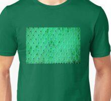 Turquoise Vintage Iron Net Unisex T-Shirt