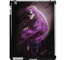 Phantom in the cave iPad Case/Skin