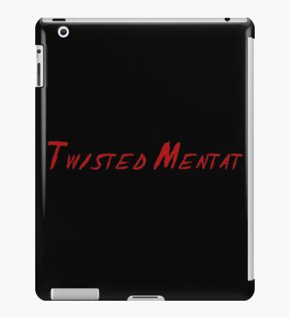 Twisted Mentat iPad Case/Skin