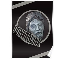 Don't Even Blink Poster