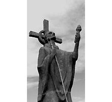 St Aidan Photographic Print
