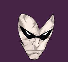 Phantom face Unisex T-Shirt